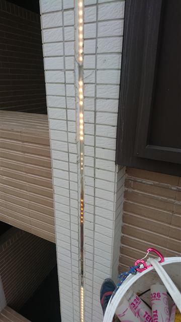 新北市大樓LED燈條檢修