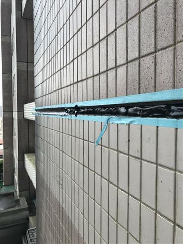 外牆伸縮縫矽利康修繕