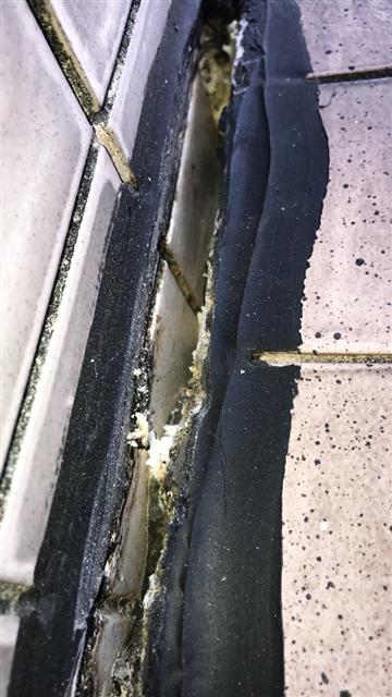 伸縮縫矽縮利康修繕