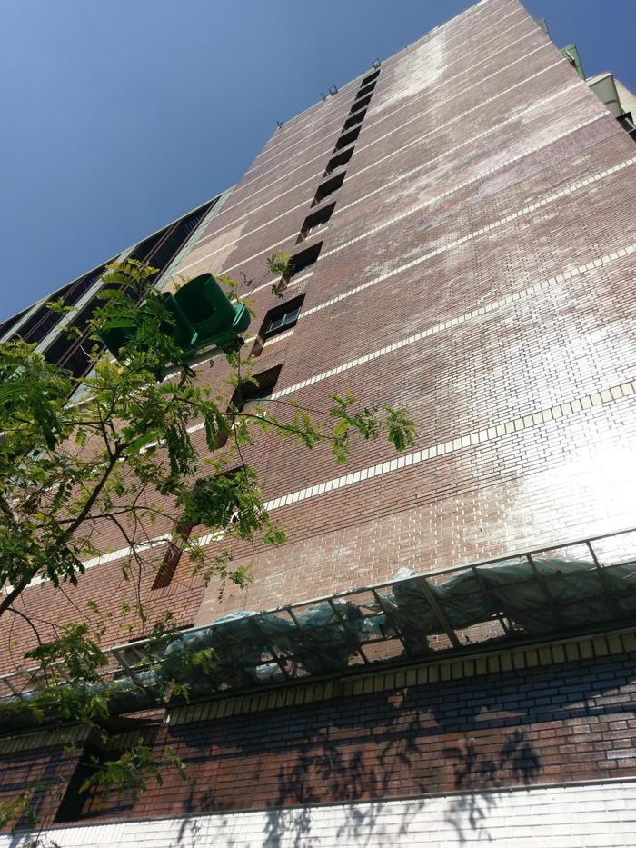 新北市大樓外牆防水