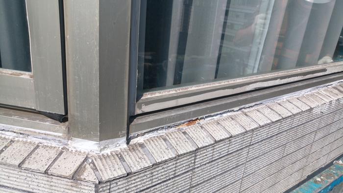 新北市大樓外牆矽利康更新
