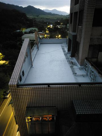 新北市大樓屋頂地坪防水