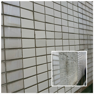 大樓外牆磁磚修繕