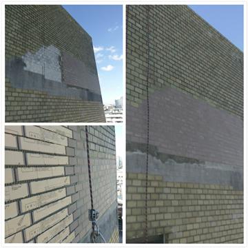 新北市大樓外牆磁磚修繕