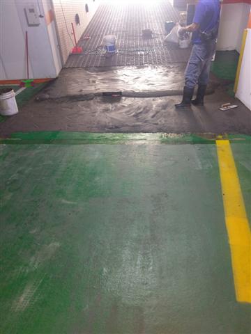 車道環氧樹脂工程