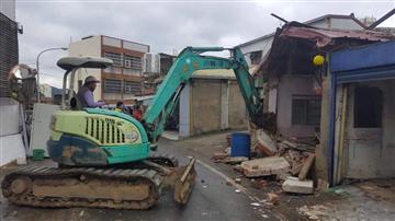 房屋拆除、營建物拆除0987-093-172