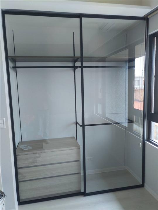 櫥櫃鋁框門