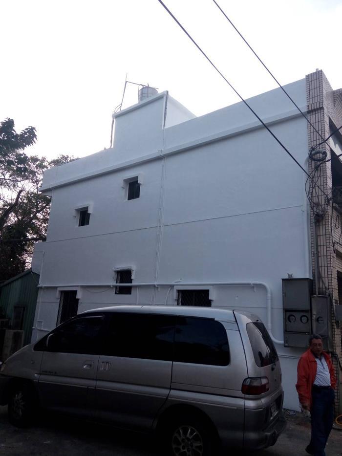 新北市外牆防水隔熱