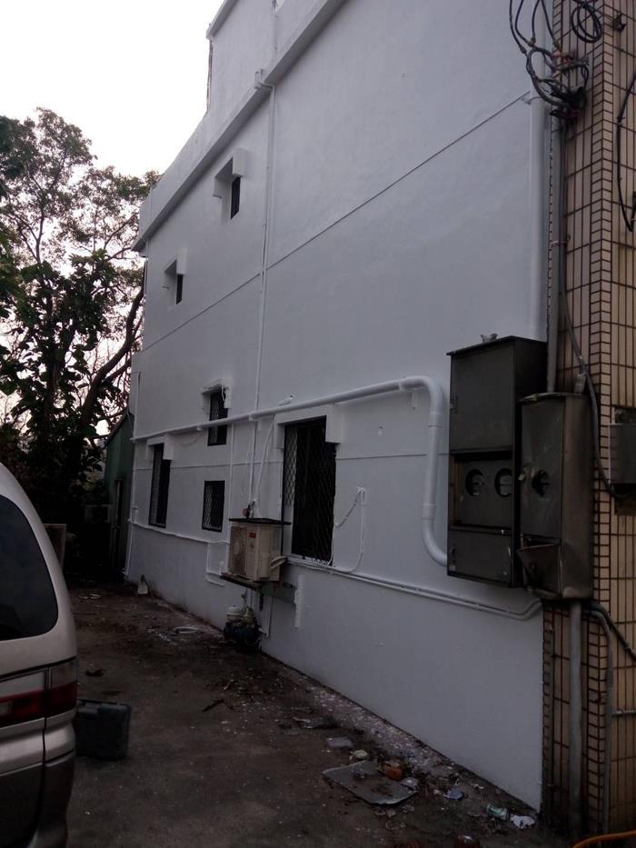新莊區外牆防水隔熱