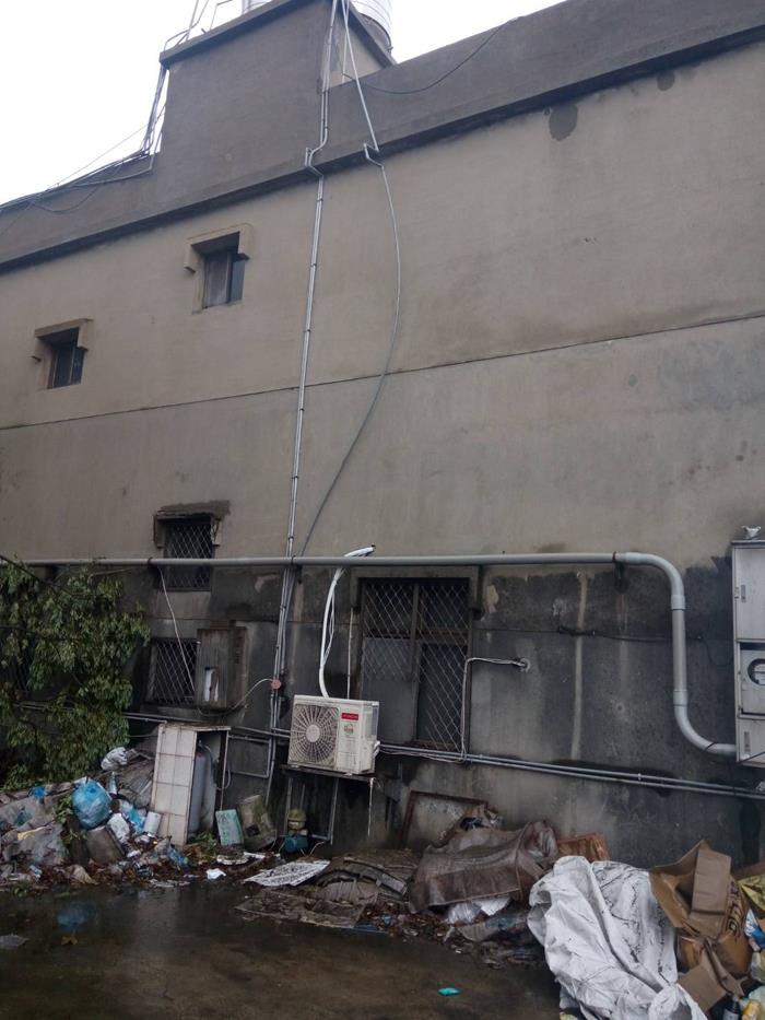 新莊區外牆高壓清洗