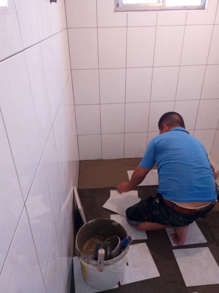 新莊區廁所泥作工程