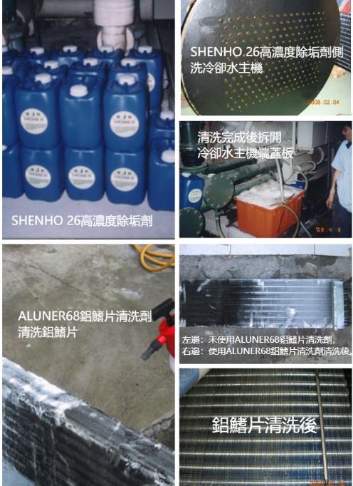 空調系統清洗藥品