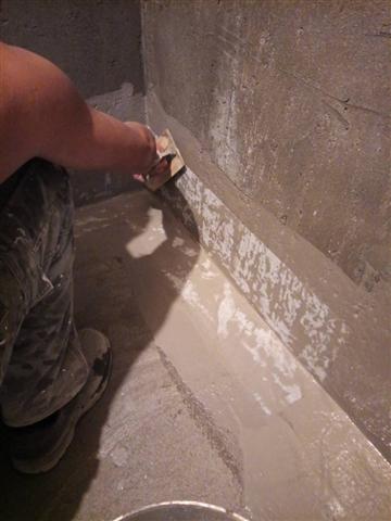 浴室刷防水
