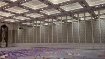 文華東方酒店宴會廳-活動隔音牆