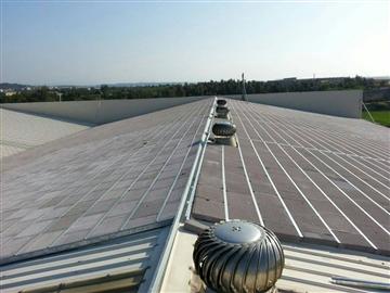 輕質節能磚-屋頂隔熱工程