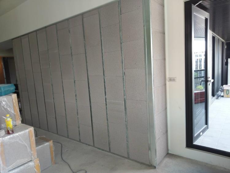 室內節能磚-隔熱隔音防火隔間牆