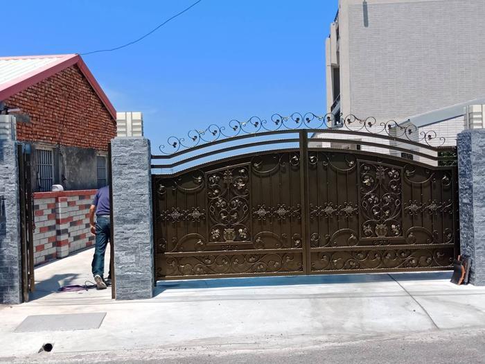 社區景觀大門