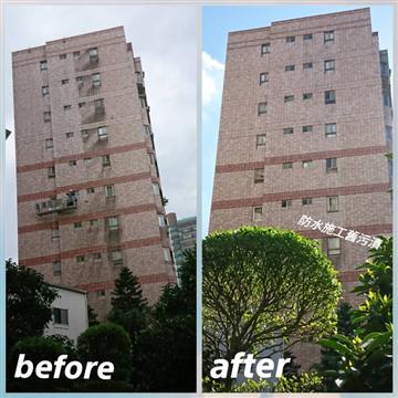 大樓外牆清洗
