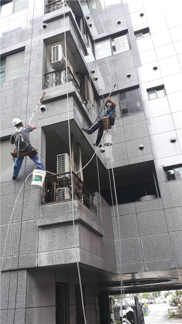 大樓外牆工程