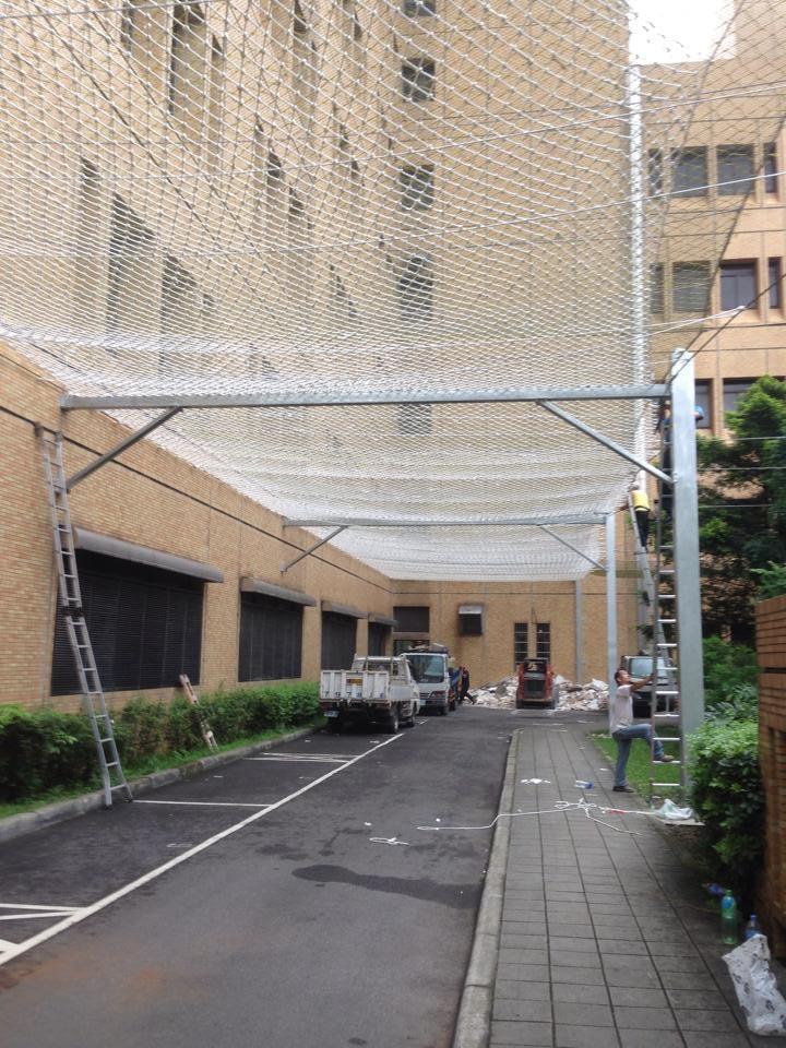 大樓戶外防墜網