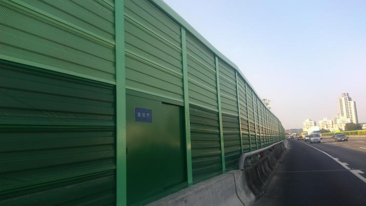 高速公路隔音牆工程