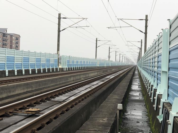 鐵路隔音牆工程
