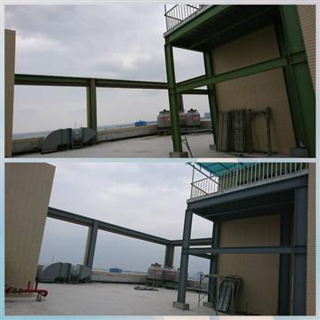 大樓鐵件工程