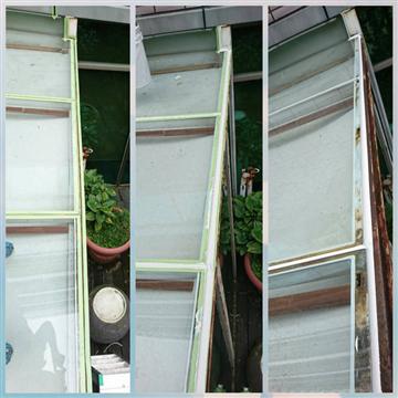 窗框矽利康防水工程