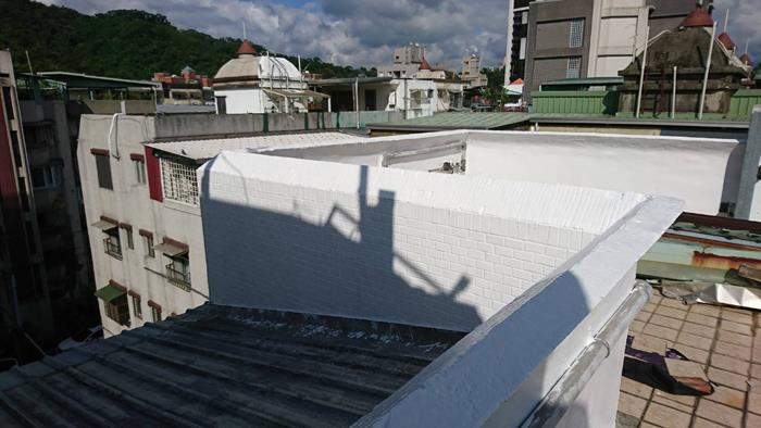 頂樓防水工程