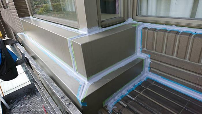 外牆矽利康更新工程