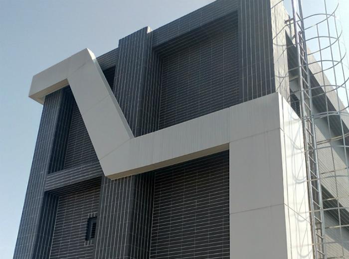 造型鋁包板