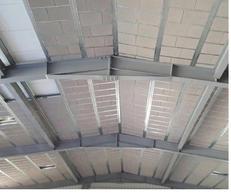 輕質節能磚-屋頂工程
