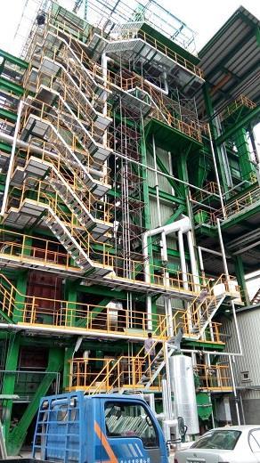 25噸鍋爐島設備