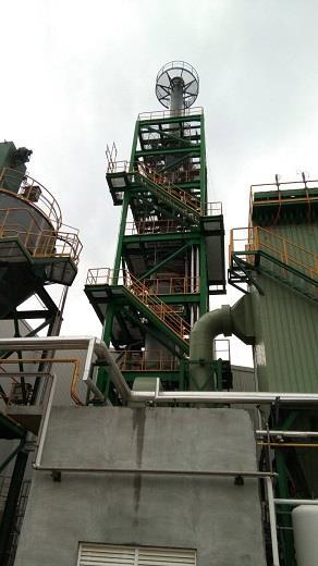 脫硫脫硝煙囪設備