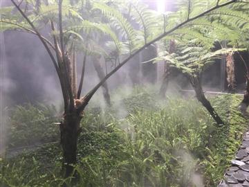 濕地噴霧系統