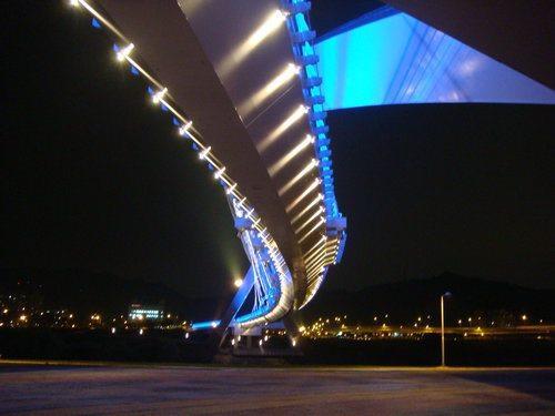 陽光橋光雕工程