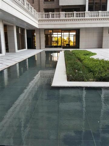 中庭水景工程