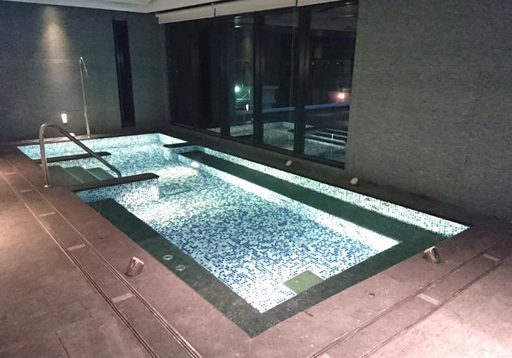 SPA水療池、按摩池