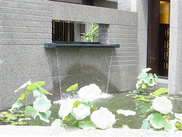 景觀池、流瀑池工程