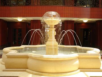 噴水池工程