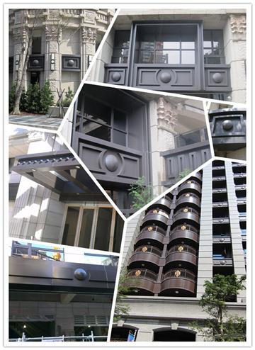 大樓鋁包板