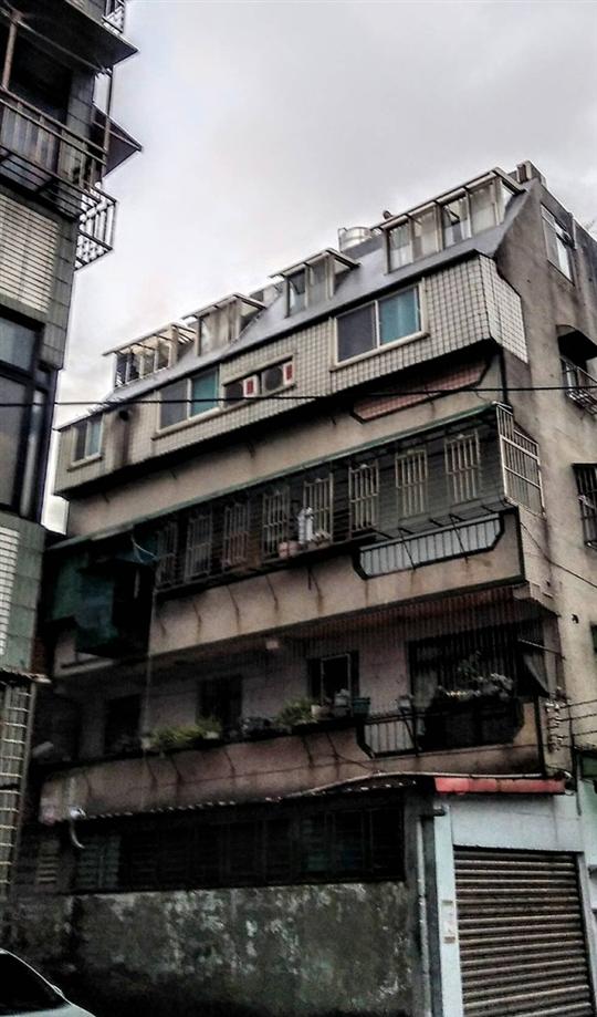 大台北外牆防水