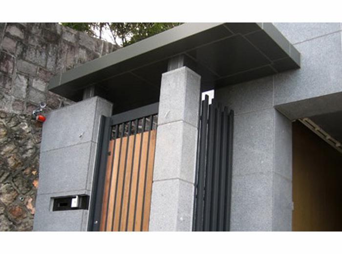 造型金屬大門