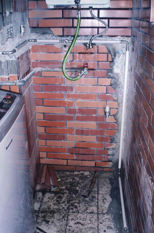 水電配管更新工程