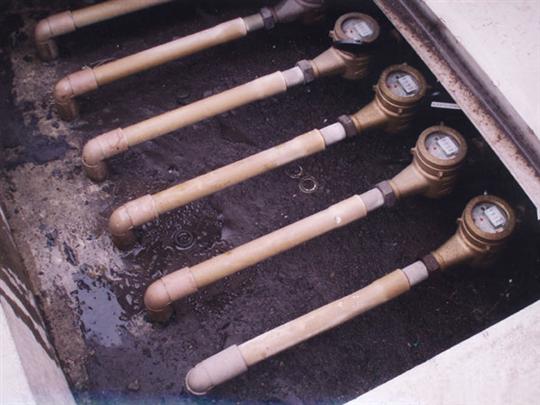 導水墊高工程