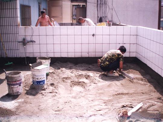 中和區屋頂防水工程