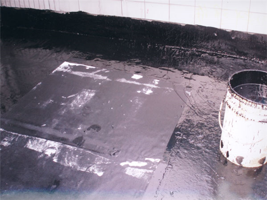社區屋頂防水工程