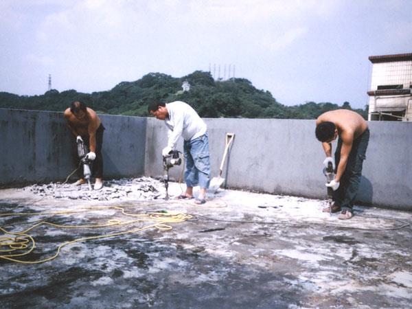 大台北屋頂防漏工程