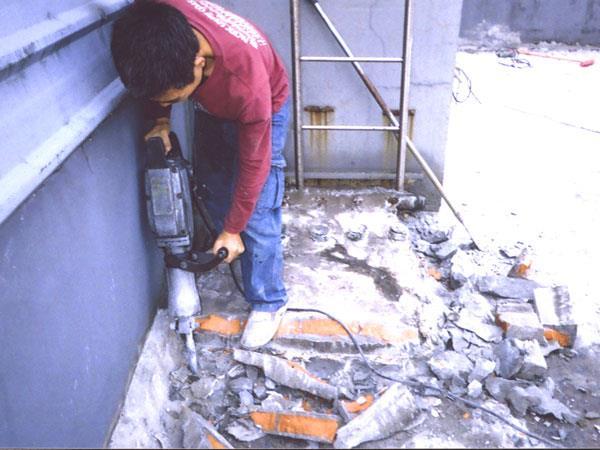新北市屋頂防漏工程