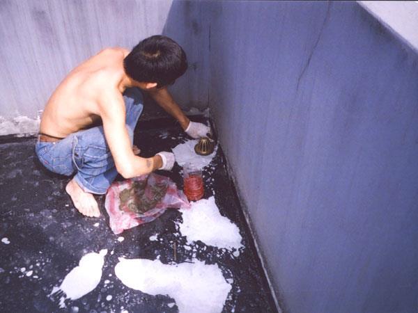 社區屋頂防漏工程